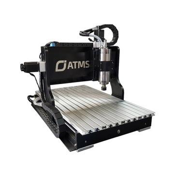 Frezarka CNC ATMS Mill Pro 2,2 kW 40x60 (jak nowa)