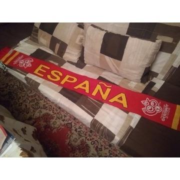 Szal Reprezentacji Hiszpanii z euro 2006
