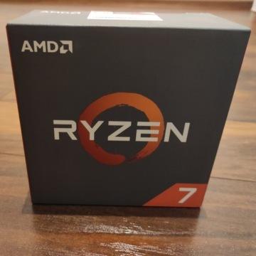 AMD RYZEN 7 1800X 3,6GHz BOX AM4 - NOWY