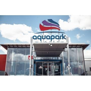 karnet na basen Wrocław aquapark  10 x 2h