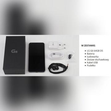 LG6 Dual Sim 64GB