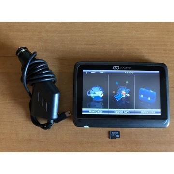 Nawigacja GPS GoClever 5040 karta 4 GB Windows CE