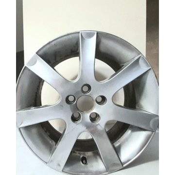 4  felgi aluminiowe VOLVO 7,5Jx17x45 ORYGINALNE