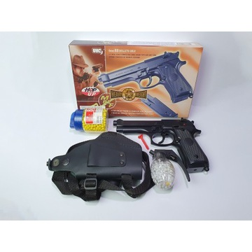 Pistolet / Replika - ASG GG M92F + Kabura + Kulki