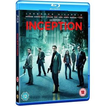 Inception / Incepcja Blu-ray