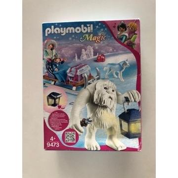 Playmobil Magic 9437 Zimowy Troll