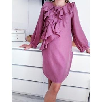 Tunika sukienka ZARA 146/152 cudo