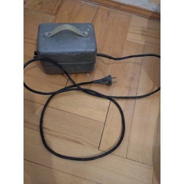 Transformator ochronny T0o-160 Fanina PRL 220/24 V