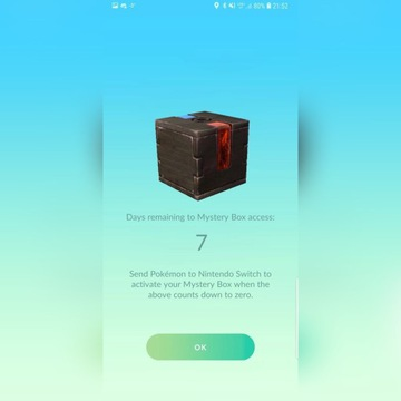 Meltan box Mystery box