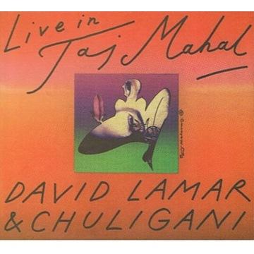 David Lamar Chuligani TAJ 1999 Kawalec Urny Skolik