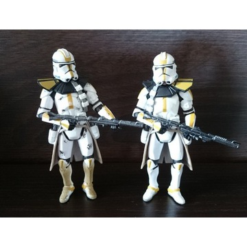 Figurki STAR WARS Clone Trooper 327th