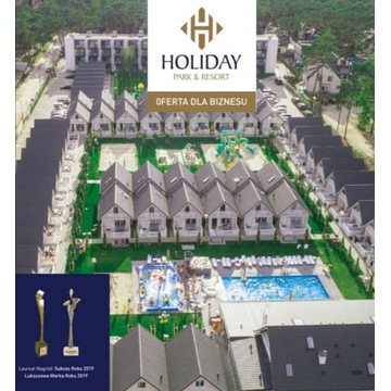 9 osób, 7 dni Ustronie Morskie Holiday Park&Resort
