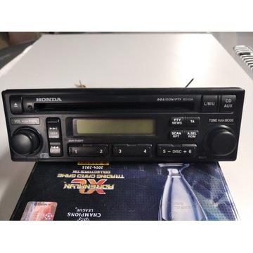 HONDA ACCORD ORYGINALNE RADIO CD 631DA