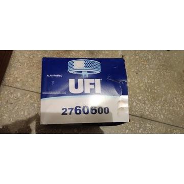 Filtr paliwa i powietrza UFI