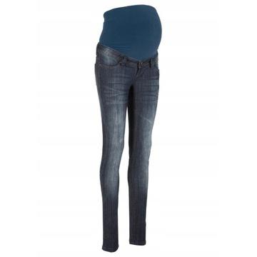 Ciążowe spodnie,jeansy, skiny, rurki