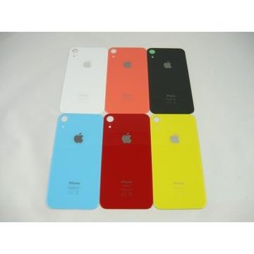 Tylna klapka szklana tył plecki iPhone XR