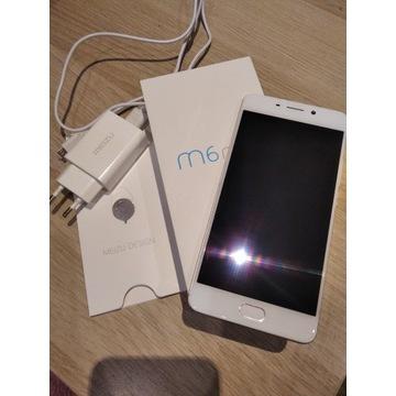 Meizu m6 note biały srebrny 3GB/16GB