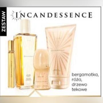 Zestaw Incandescence / 4 produkty