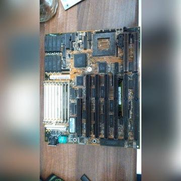 Bardzo stara płyta główna PC