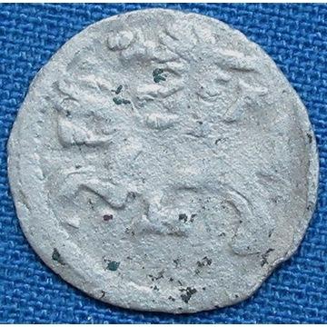 Aleksander, denar litewski, A gotyckie