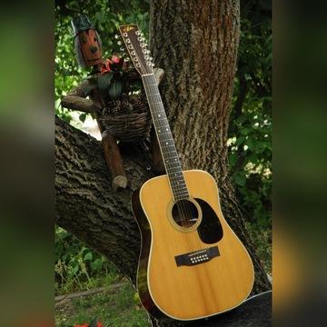 Gitara akustyczna 12-Strun. ARiA-9214-JAPONiA-Maho