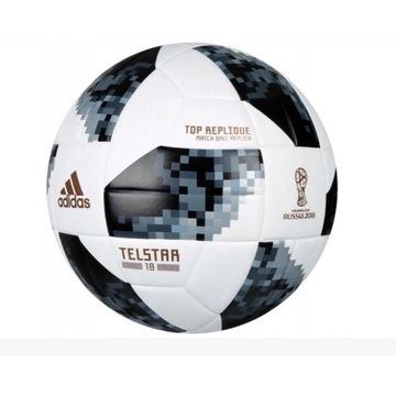 KUP TERAZ Piłka nożna Adidas Telstar Russia 2018FI