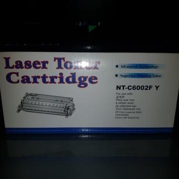 Zamiennik HP 124A Q6002A toner żółty LTC