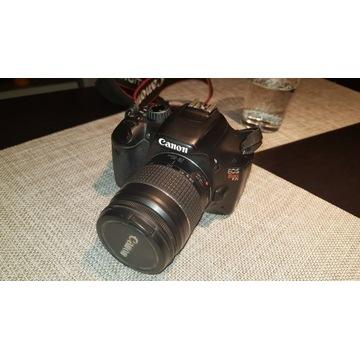 Aparat Canon EOS Rebel T2i/ 550D