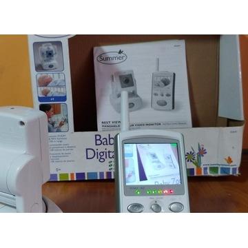 Baby Zoom Digital Monitor elerktroniczna niania