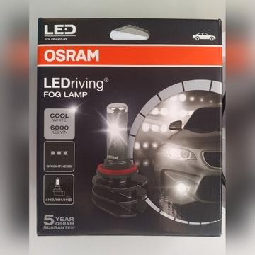 Osram LEDdriving fog lamp 6000kelvin H8/H11/H16