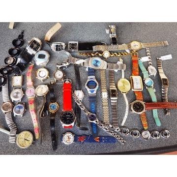 Zestaw Zegarków Zegarki 34szt