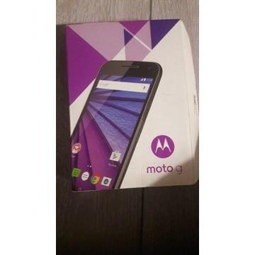 Wodoodporny Motorola Moto G3