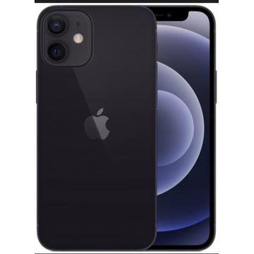 iPhone 12 128GB Czarny Black + słuchawki