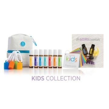 kids collection doTerra zestaw olejków dla dzieci