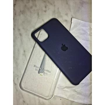 Case Etui silikonowe Apple 11 Pro
