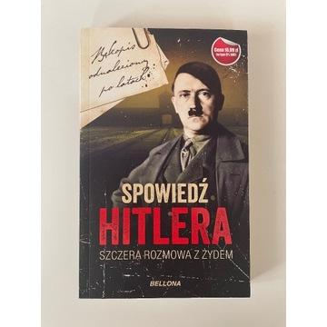 Spowiedź Hitlera. Szczera rozmowa z Żydem. Macht