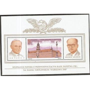 POLSKA 1987 r. Fi. Bl. 132/88