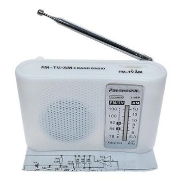 Radio do samodzielnego montażu - nauka lutowania