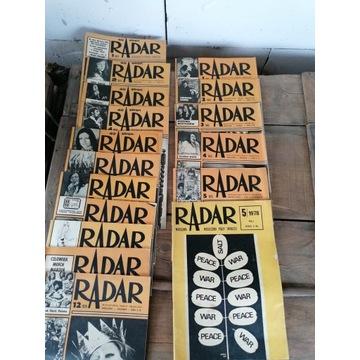 "Stare czasopisma ""Radar"" i ""Sovetskoe Foto"""
