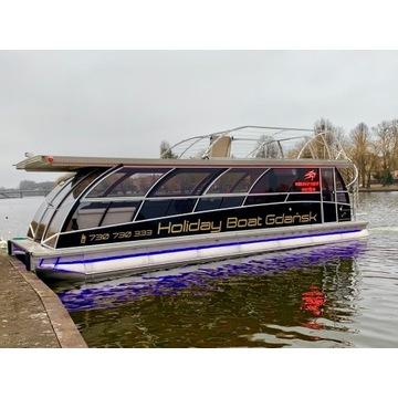 STATEK KATAMARAN PASAŻERSKI 47 pas, Party Boat