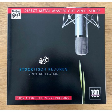 STOCKFISCH RECORDS 180g Audiophile VINYL - Winyl