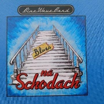 Płyta blues rockowego zespołu Blue Wave Band