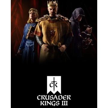 Crusader Kings III Steam Klucz Okazja !!!