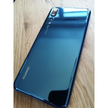 Huawei P20 pro niebieski uszkodzony