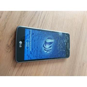 Telefon LG K8 2017 - uszkodzony
