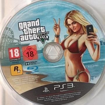 Gra PS3 GTA V