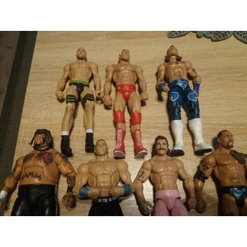 Wrestling WWE zestaw figurek
