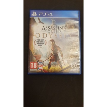 Assasins Creed Odyssey [PL] [PS4]