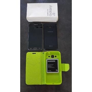 Samsung Galaxy J3 (2016) Super zestaw! Polecam!