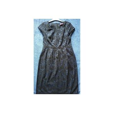 Sukienka do karmienia piersią / ciążowa M Happymum